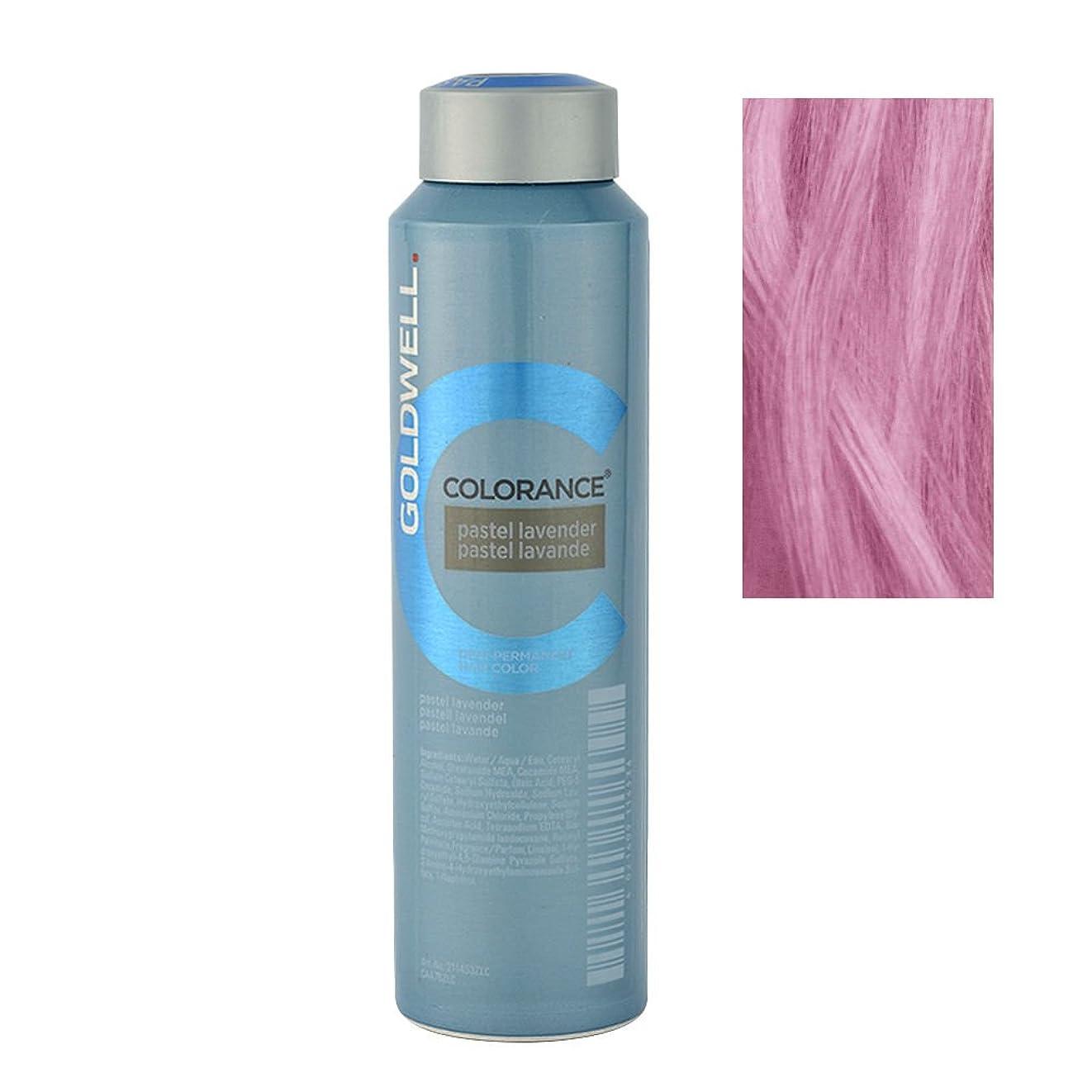 重力大洪水荒涼としたGoldwell Coloranceパステル-Lavender / 4.2オンス