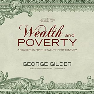 Wealth and Poverty audiobook cover art