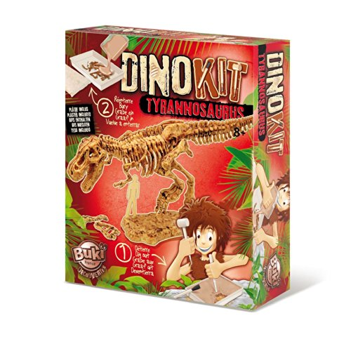 Buki France- Dino Kit, Figura de T-Rex (439TYR)