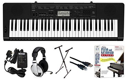 top rated Casio CTK3500EPA stand, headphones, adapter, software 2020