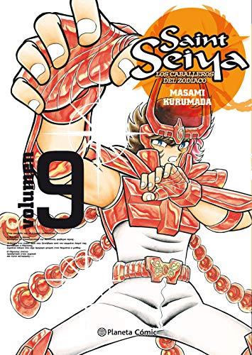 Saint Seiya nº 09/22 (Manga Shonen)