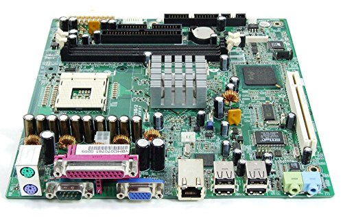 Fujitsu-Siemens D1644-B20 KSG/2 Socket Sockel 478 Computer Mainboard Scenic C610 (Generalüberholt)