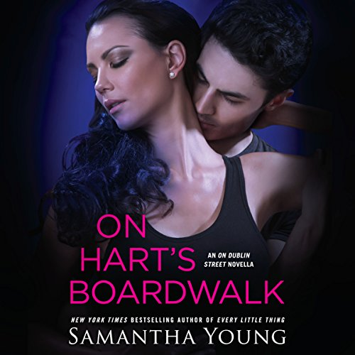 On Hart's Boardwalk audiobook cover art