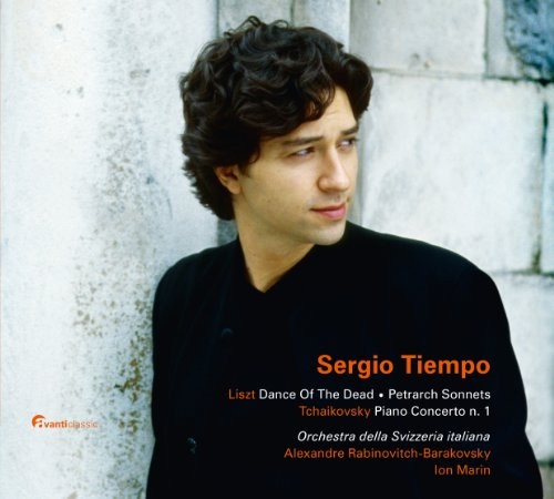 Liszt: Dance of the Death/Petrarch Sonetts - Tchaikovsky: Piano Concerto no. 1