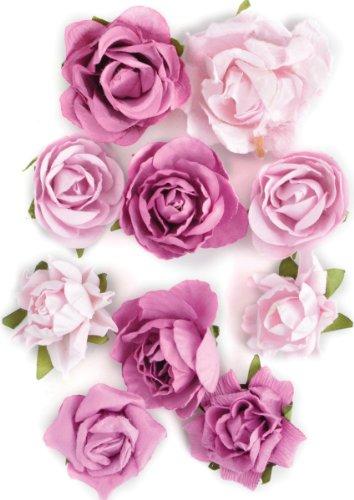 Kaisercraft Papierblüten, Nicht zutreffend, Mehrfarbig, 0.2 x 9.9 x 16 cm