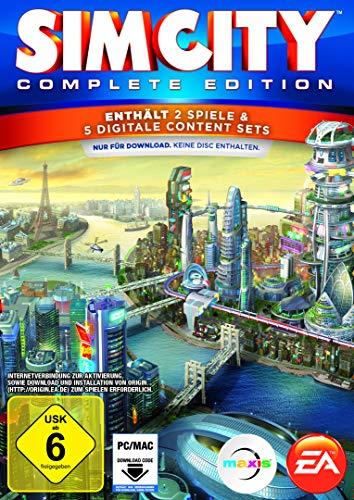 SimCity Complete Edition   PC Code - Origin