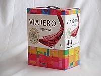 2本セット チリ大容量飲み比べセット(ヴィアヘロ 赤ワイン ミディアムボディ 3000ml×2本)