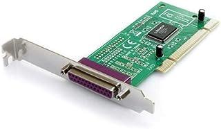 StarTech.com 1 Port PCI Parallel Adapter Card PCI1PECP