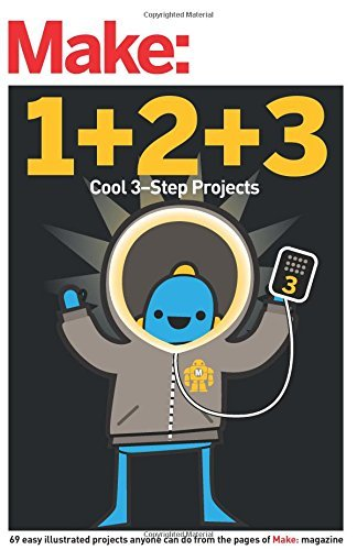 Make: Easy 1+2+3 Projects: From the Pages of Make: by The Editors of Make: (2015-11-08)