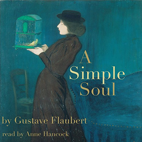 A Simple Soul audiobook cover art