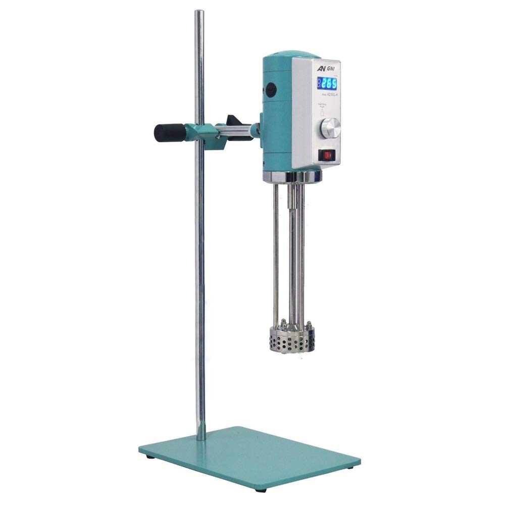 Digital High Shear Mixer Dispersion Emulsifying Machine Emulsion Machine  AE300L-H Emulsifier Emulsification 40L (60Hz): Amazon.com: Industrial &  Scientific
