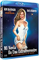 Mi Novia es una Extraterrestre BD 1988 My Stepmother is an Alien [Blu-ray]