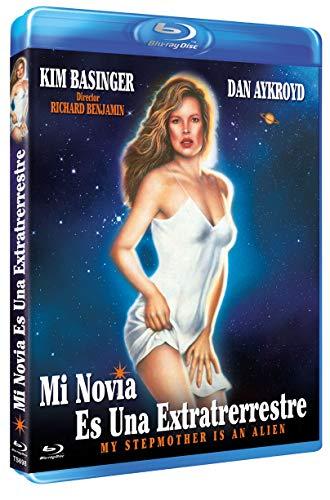 Meine Stiefmutter ist ein Alien / My Stepmother is an Alien (1988) [Blu-ray] (EU-Import mit deutschem Originalton)