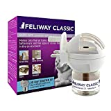 Feliway Classic 30 Day Starter Kit Diffuser and Refill, 48ml