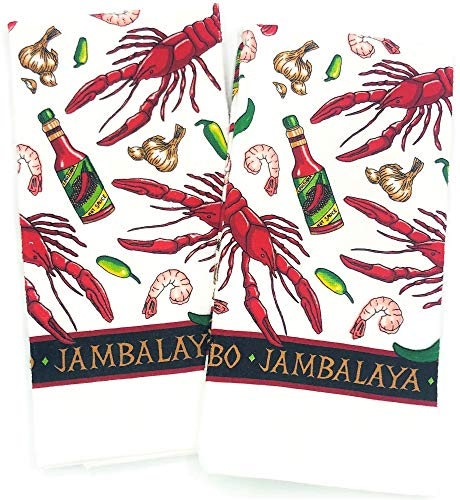 Top 10 Best Selling List for new orleans kitchen towels