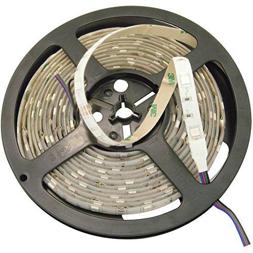 Ruban LED Barthelme Y51516427 Y51516427 avec câble à extrémités ouvertes 24 V 502 cm blanc neutre 1 pc(s)