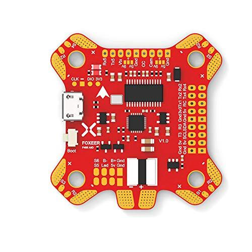 FOXEER F405 AIO Flight Controller FC Betaflight OSD & Section Board 30.5 X 30.5mm Racing Drone