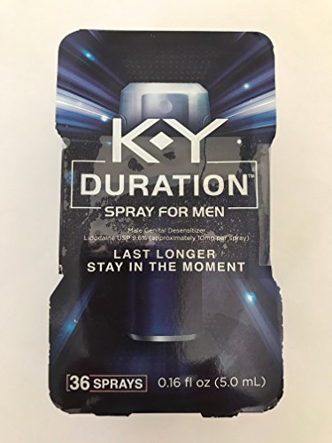 KY Duration Spray .16 ounce 2 Pack