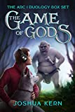 The Game of Gods: Arc 1 Duology Box Set - A LitRPG / Gamelit Dystopian Fantasy Novel (English Edition)