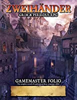 ZWEIHANDER Grim & Perilous RPG: Gamemaster Folio