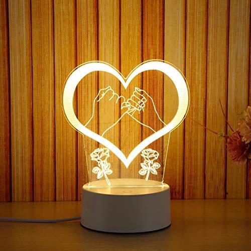 LED Multifuncional 4 (W) luz cálida Bluetooth protección para los Ojos lámpara de Escritorio Moderno mínimo
