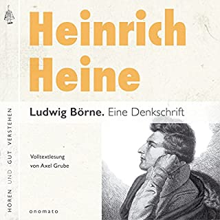 Ludwig Börne: Eine Denkschrift Titelbild