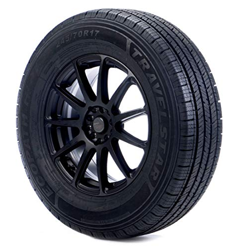 Travelstar Ecopath HT LT225/75R16 115/112S E Rated 10 Ply Highway Terrain (H/T) SUV & Light Truck Tire (Tire Only)