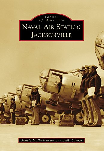 Naval Air Station Jacksonville (Images of America) (English Edition)
