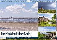 Faszination Eiderstedt (Wandkalender 2022 DIN A4 quer): Wattenmeer, weites Land und mehr... (Monatskalender, 14 Seiten )