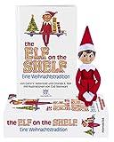 The Elf on the Shelf Eine Weihnachtstradition | Deutsche Boy Christmas Tradition | Junge Elf