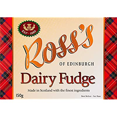ross's of edinburgh dairy fudge gift box, 150 g Ross's of Edinburgh Dairy Fudge Gift Box, 150 g 51EavhBgfZL