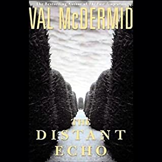 The Distant Echo audiobook cover art