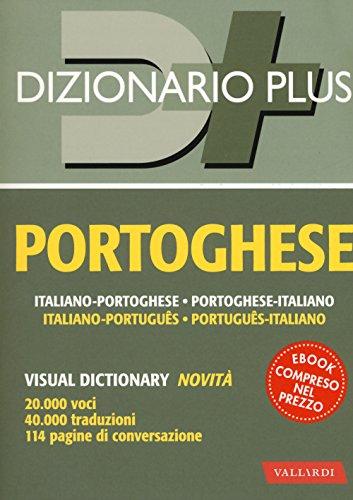 Dizionario portoghese. Italiano-portoghese, portoghese-italiano. Con ebook