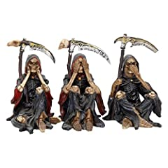 Chilling Reaper Figurine Cast in the finest resin Expertly hand-painted