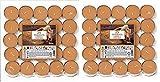 Price's Candles 021934D - Velas de té (50 unidades), diseño de canela