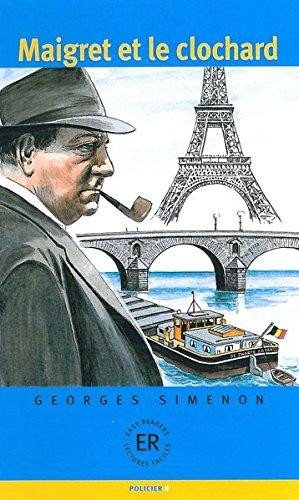 Maigret et le clochard. (Lernmaterialien) (French Edition)