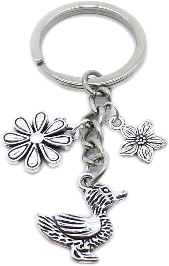 100 Tucson Mall Pieces Keyring Keychain Wholesale Jewelry Fashionable Clasps Suppliers B