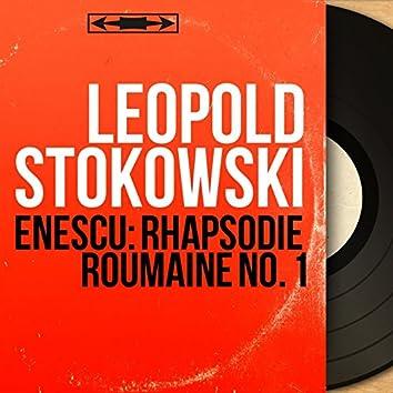 Enescu: Rhapsodie roumaine No. 1 (Mono Version)