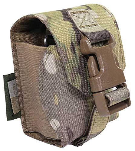 WARRIOR - A.S. was Laser Cut Frag Grenade Pouch, multicam
