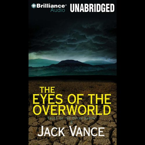 The Eyes of the Overworld audiobook cover art