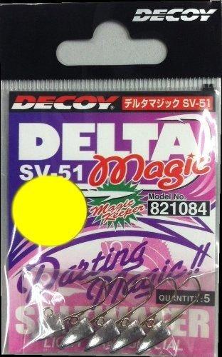 カツイチ(KATSUICHI) SV-51 デルタマジック 6-1/16oz
