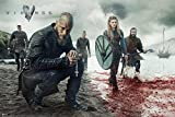 Grupo Erik Editores Vikings Blood Landscape Poster