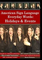 Holidays in American Sign Language 1 [DVD] [Import]