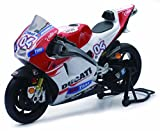 New-Ray S.R.L- 1:12 Ducati Desmosedici Dovizioso, Multicolore, 846099