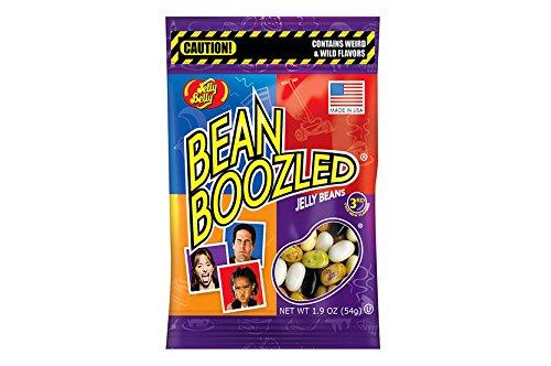 Jelly Belly Bean Boozled – 16 sabores (bolsa de 54 g) (caja de 12)