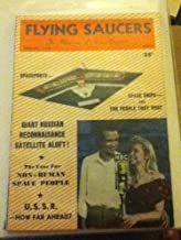 Flying Saucers The Magazine of Space Conquest, February 1959, Issue No. 33