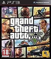 Grand Theft Auto V (PS3) (輸入版)