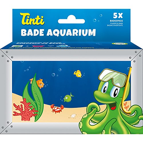 Tinti- Aquarium De Bain, 19000325, Multicolore