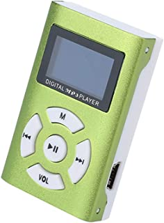 Mini MP3 Player USB MP3 Player Durable 5 Color LCD Screen Support Electronics Supplies