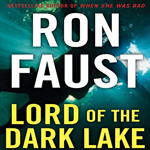 Lord of the Dark Lake audiobook cover art